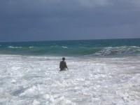 Nummer 6, Yallingup mit schönen Wellen und warmem Wasser