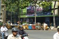 Die Müllabfuhr arbeitet in ganz Saigon noch manuell