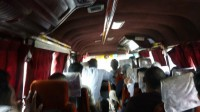 Der Bus nach Galle