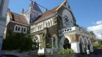 Die All-Saints-Church ist nur eine von mehreren Kirchen im Viertel