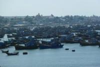 Der Fischerhafen von Mui Ne