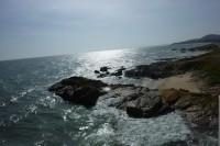 Ein Stückerl noch unverbauter Strand