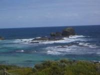 Redgate Beach, die Spaßecke