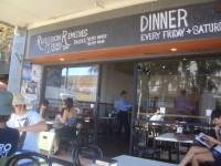 Cafe in Geraldton - Nur vormittags geöffnet, dann aber gut